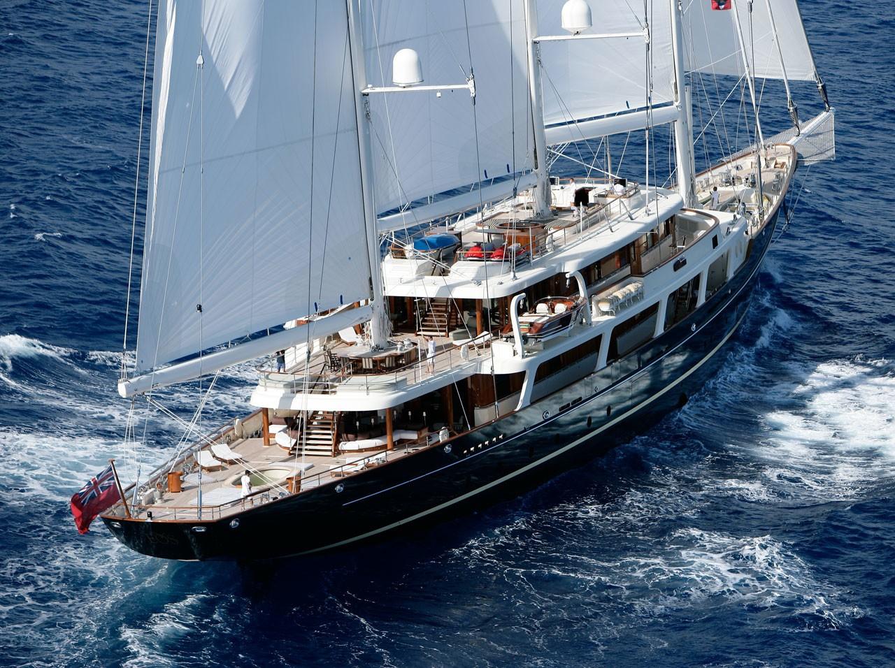 Yacht EOS, Lurssen | CHARTERWORLD Luxury Superyacht Charters
